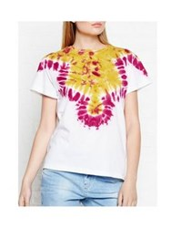 Diesel Dolly Tie Dye Print T Shirt Multicolour