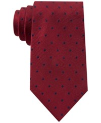 Club Room Men's Classic Dotted Tie Only At Macy's