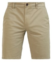Only And Sons Onsholm Shorts Lead Gray Beige