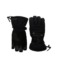 Spyder Eiger Gore Tex R Ski Gloves Black Black Ski Gloves