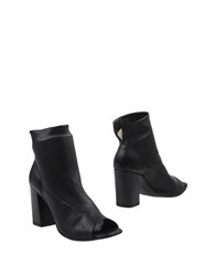 Lemare Ankle Boots Black