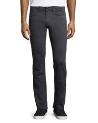 J Brand Ready To Wear Kane Five Pocket Twill Jeans Harbour Bl