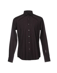 Ingram Shirts Steel Grey