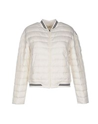 Montecore Coats And Jackets Down Jackets Women White