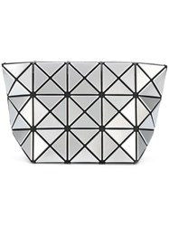Issey Miyake Bao Bao Prism Make Up Bag Grey
