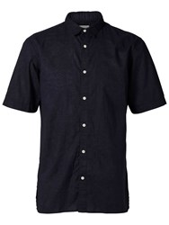 Selected Homme Two Sunset Shirt Dark Navy