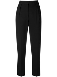 Theory Tailored Trousers Black