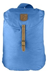 Fjall Raven Men's Fjallraven 'Greenland' Small Backpack Blue Un Blue