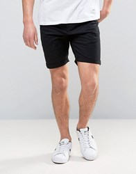 Solid 5 Pocket Shorts 9000 Black