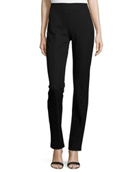 Elie Tahari Rae Slim Zip Pocket Pants
