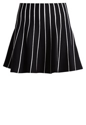 Y.A.S Yas Yassomain Aline Skirt Black