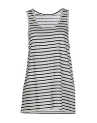 6397 Topwear Vests Women Grey