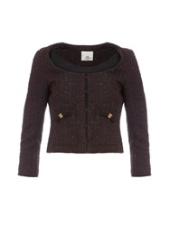 Relish Boucle Jacket Black