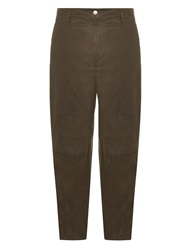 Golden Goose Relaxed Cotton Combat Trousers