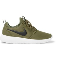 Nike Roshe Two Canvas Sneakers Green