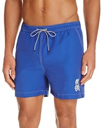 Psycho Bunny Solid Swim Trunks Rio