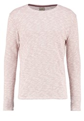 Selected Homme Shhwes Jumper Burlwood Rose