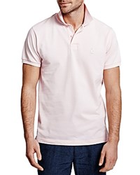 Thomas Pink Warner Plain Regular Fit Polo Pink Plain