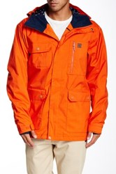 Dc Servo 15 Snow Jacket Orange
