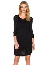 Nation Ltd. Amanda Dress Black