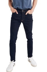 Madewell Skinny Fit Jeans Rinse