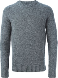 Wood Wood 'Kevin' Sweater Grey