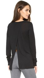 David Lerner Monroe Back Top Classic Black