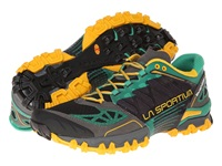La Sportiva Bushido Light Grey Green Gecko Men's Running Shoes Multi