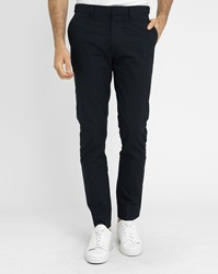 Marc By Marc Jacobs Navy Martin Chinos