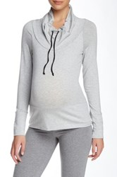 Majamas Kickoff Funnel Neck Pullover Multi