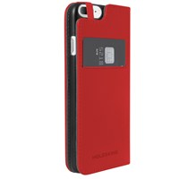 Moleskine Folio Case For Apple Iphone 7 Plus Red