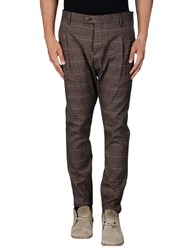 Neill Katter Trousers Casual Trousers Men Dark Brown