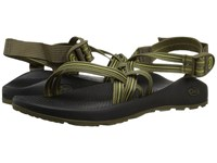 Chaco Zx 1 Classic Army Beech Men's Sandals Green