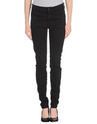 Koral Denim Pants Black
