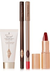 Charlotte Tilbury The Red Carpet Party Look Multi
