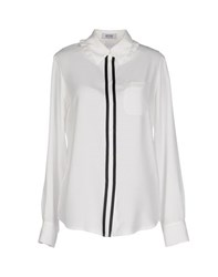 Moschino Cheap And Chic Moschino Cheapandchic Shirts Shirts Women White