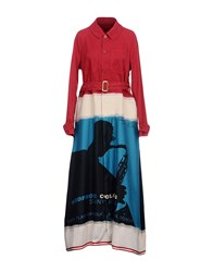 Undercover Long Dresses Red