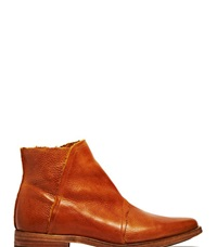 Petrucha Studio Petrucha Leather Ankle Boots Brown