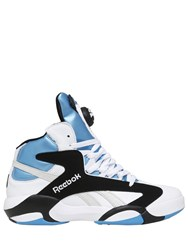 Reebok Classics Shaq Attaq Leather High Top Sneakers