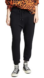 R 13 R13 Lars Sweatpants Black