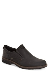 Ecco 'Turn Gtx' Waterproof Slip On Shoe Men Black Black