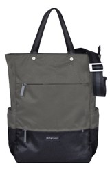 Sherpani Camden Convertible Backpack Grey Ash