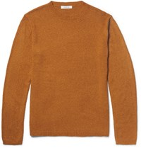 Nonnative Clerk Boucle Sweater Camel