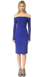 Preen Newman Dress Cobalt