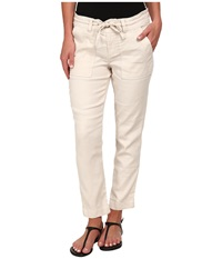 Cj By Cookie Johnson Clear Relaxed Cargo Pants Oatmeal Women's Casual Pants Brown