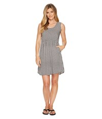 Kavu Simone Dress Black Prism