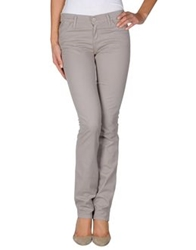 Gold Sign Goldsign Casual Pants Grey