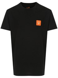 Osklen T Shirt With Print Detail Black
