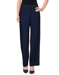 Normaluisa Casual Pants Dark Blue