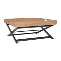 Garden Trading Butlers Coffee Table Carbon